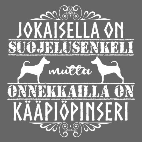 kääpiöpinsuenkeli - Miesten premium t-paita