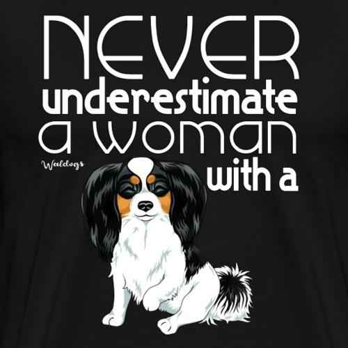 phaleunderestimate3 - Men's Premium T-Shirt