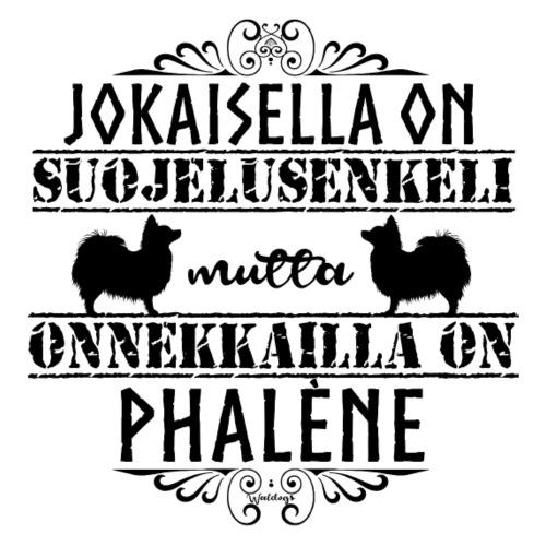 phaleneenkeli2 - Miesten premium t-paita