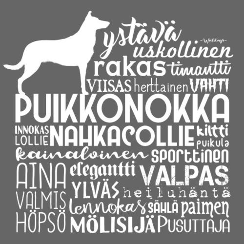 SK Collie Puikkonokka Sanat V - Miesten premium t-paita