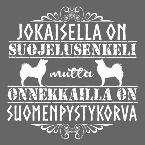 spkenkeli - Miesten premium t-paita