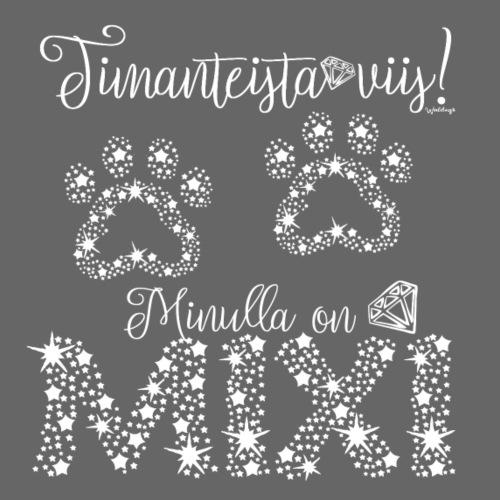 Dimangi MIXI 01 - Miesten premium t-paita