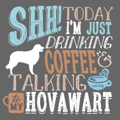 SHH Hovawart Coffee 2 - Miesten premium t-paita