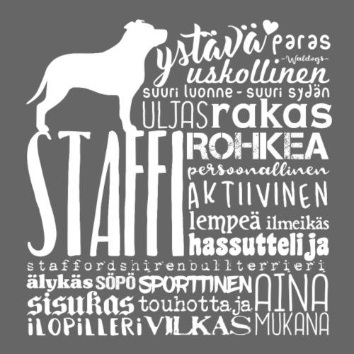staffisanat - Miesten premium t-paita