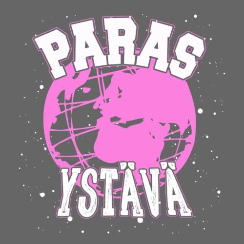 Maailman Paras Ystävä P - Miesten premium t-paita