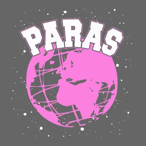 Maailman Paras Pinkki - Miesten premium t-paita