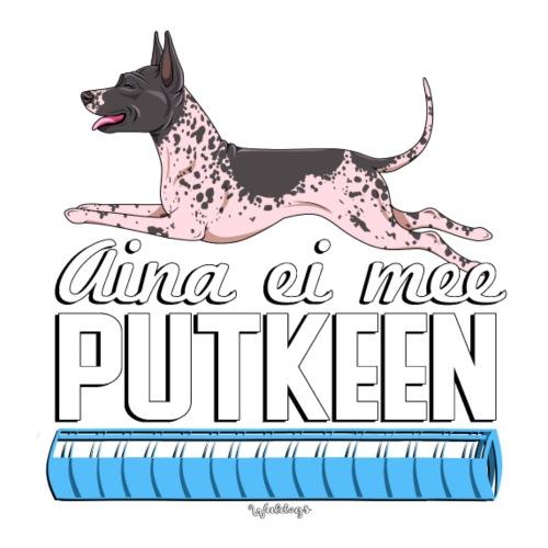 ahtputkeen - Miesten premium t-paita