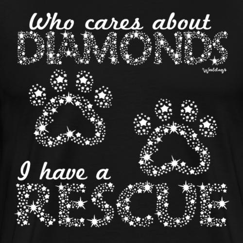 Diamond Rescue - Men's Premium T-Shirt