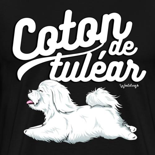 Coton De Tuléar 002 - Men's Premium T-Shirt