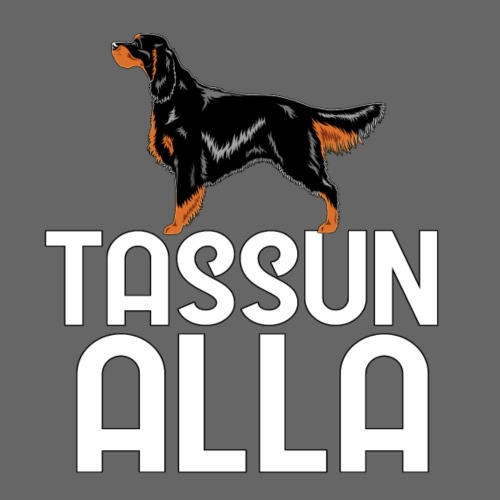 Gordoninsetteri Tassu - Miesten premium t-paita