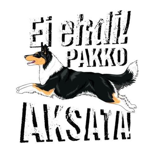 Ei Ehdi! Pk Collie II - Miesten premium t-paita