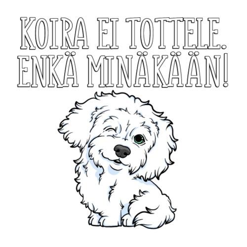 Bolognese Tottele - Miesten premium t-paita