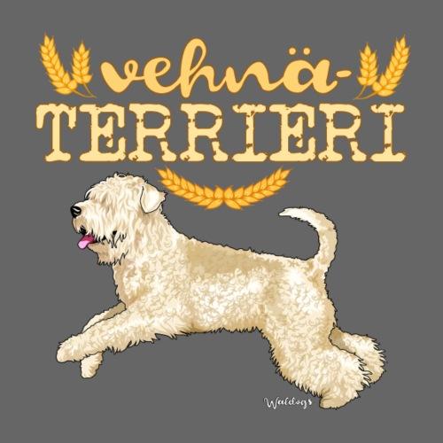 Vehnäterrieri Vehnä - Miesten premium t-paita