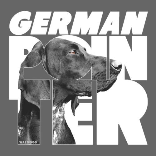 German Pointer I - Miesten premium t-paita