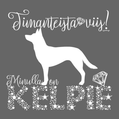 Kelpie Dimangeja - Miesten premium t-paita