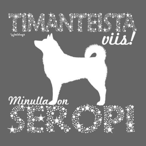 Seropi Dimangi P - Miesten premium t-paita