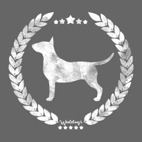 Bull Terrier Army - Miesten premium t-paita