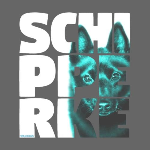 NASSU Schipperke II - Miesten premium t-paita