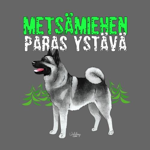 harmaanorjanparas2 - Miesten premium t-paita