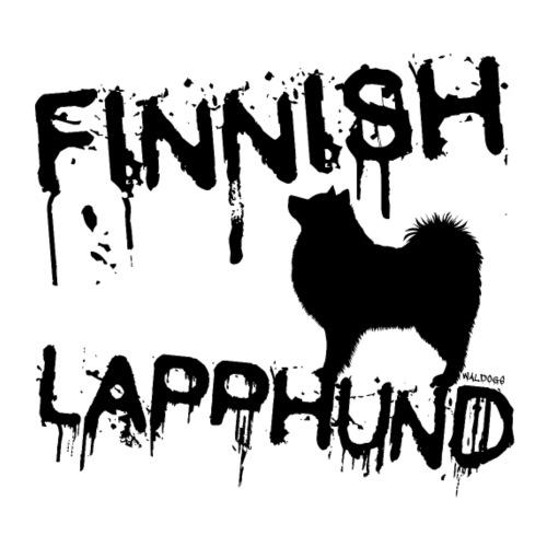 Drip Lapphund II - Miesten premium t-paita