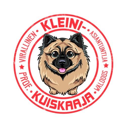 KleiniKuiskaaja06 - Miesten premium t-paita