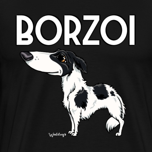 borzoi54 - Men's Premium T-Shirt