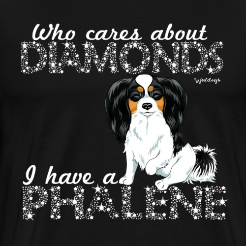 phalediamonds - Men's Premium T-Shirt