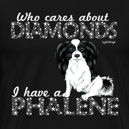phalediamonds2 - Men's Premium T-Shirt