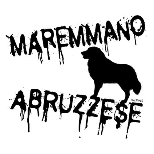 Drip Maremmano - Miesten premium t-paita