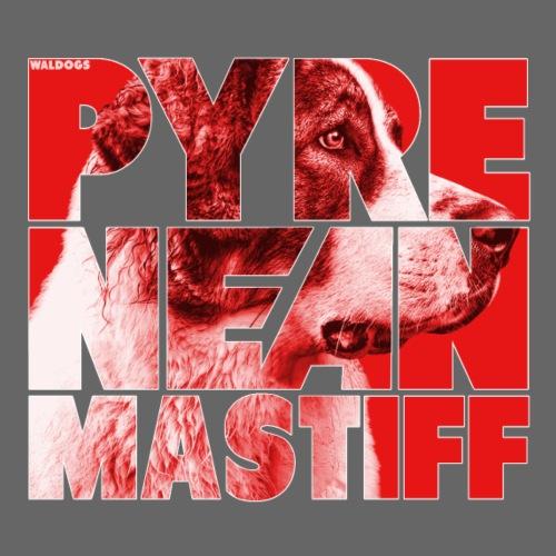 Pyrenean Mastiff III - Miesten premium t-paita