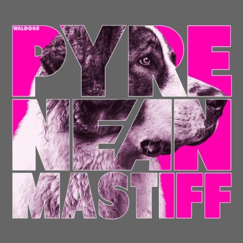 Pyrenean Mastiff IV - Miesten premium t-paita