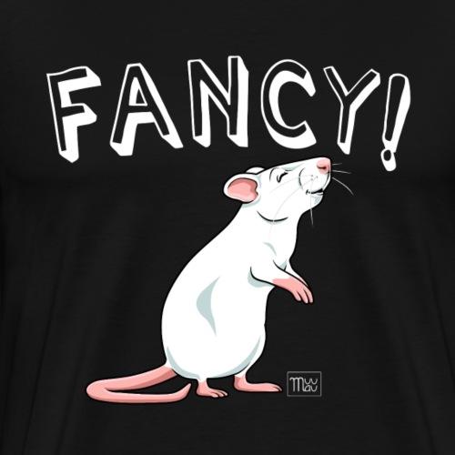Fancy! Rat I - Miesten premium t-paita