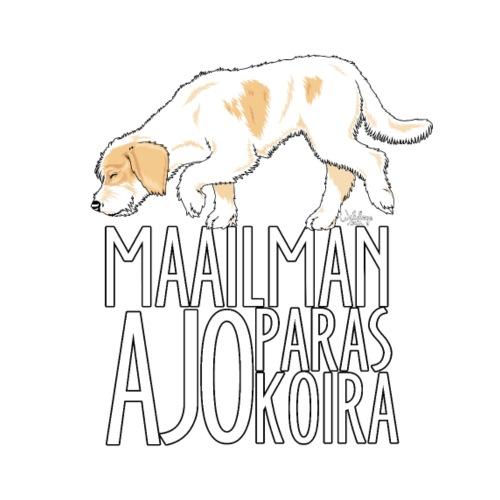 istriaparasajokoira2 - Miesten premium t-paita