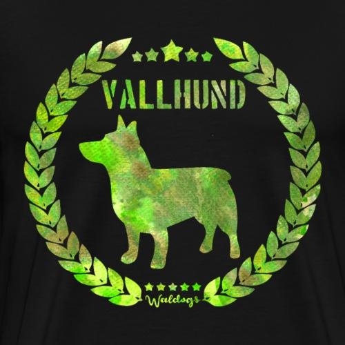 Vallhund Göteys Army - Men's Premium T-Shirt