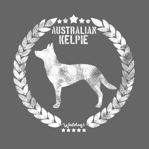 Australian Kelpie Army - Miesten premium t-paita