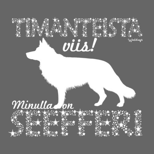 Seefferi PK Dimangi - Miesten premium t-paita