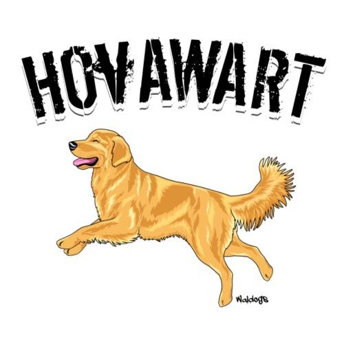 Hovawart IV - Miesten premium t-paita