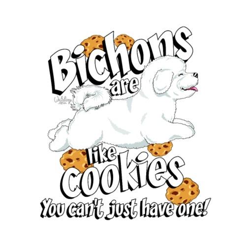 bichoncookies - Miesten premium t-paita