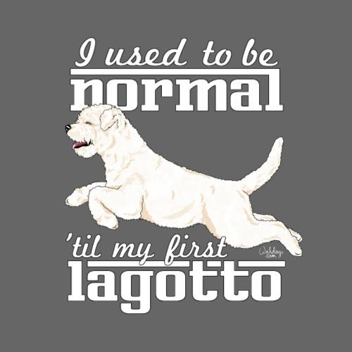 lagottonormal3 - Miesten premium t-paita