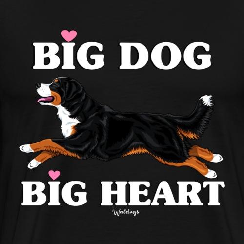 Bernese Berner Big - Men's Premium T-Shirt