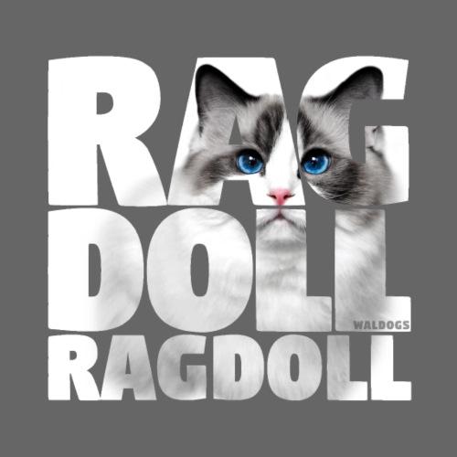 Ragdoll III - Miesten premium t-paita