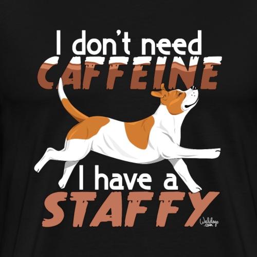 staffeine - Men's Premium T-Shirt
