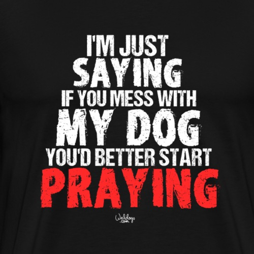 Betterpray3 - Men's Premium T-Shirt