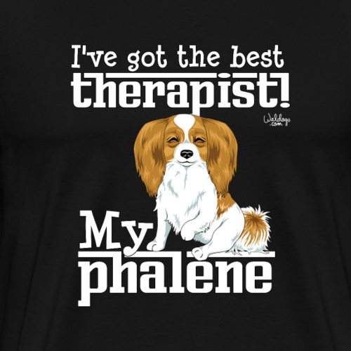 phalenetherapist - Men's Premium T-Shirt