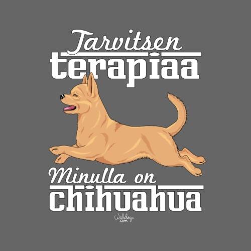 chihuterapia2 - Miesten premium t-paita
