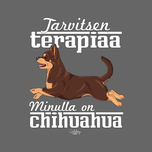 chihuterapia4 - Miesten premium t-paita