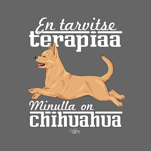 chihuterapia9 - Miesten premium t-paita