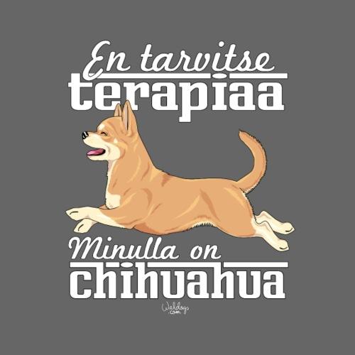chihuterapia10 - Miesten premium t-paita