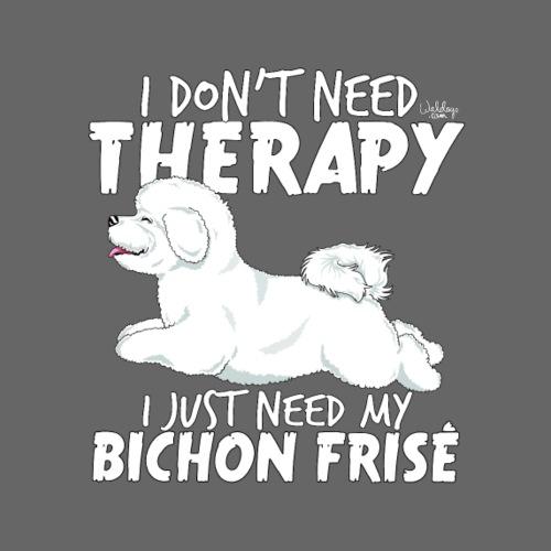 bichontherapy - Miesten premium t-paita