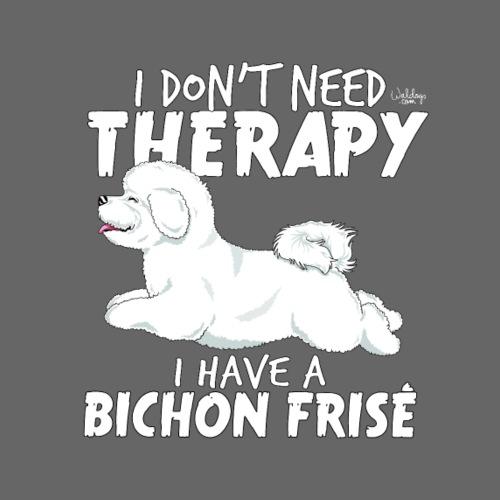 bichontherapy2 - Miesten premium t-paita